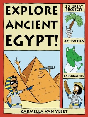 cover image of Explore Ancient Egypt!